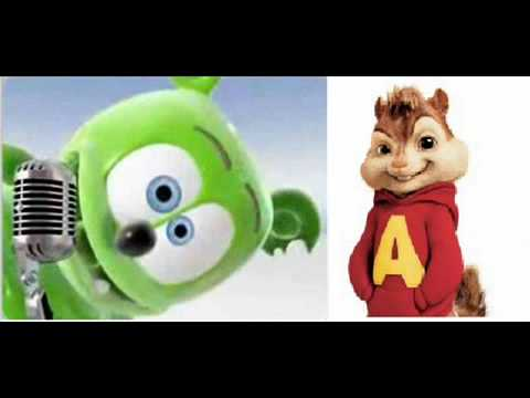 Alvin and The Chipmunks - Gummy Bear