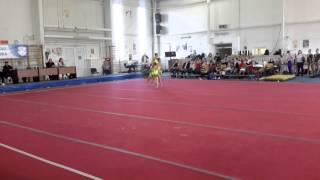 Спортивная акробатика. Турнир памяти Коркина в Бресте 2014. Женская тройка