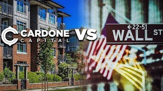 Cardone Capital Vs Wall Street - Real Estate Investing Made Simple