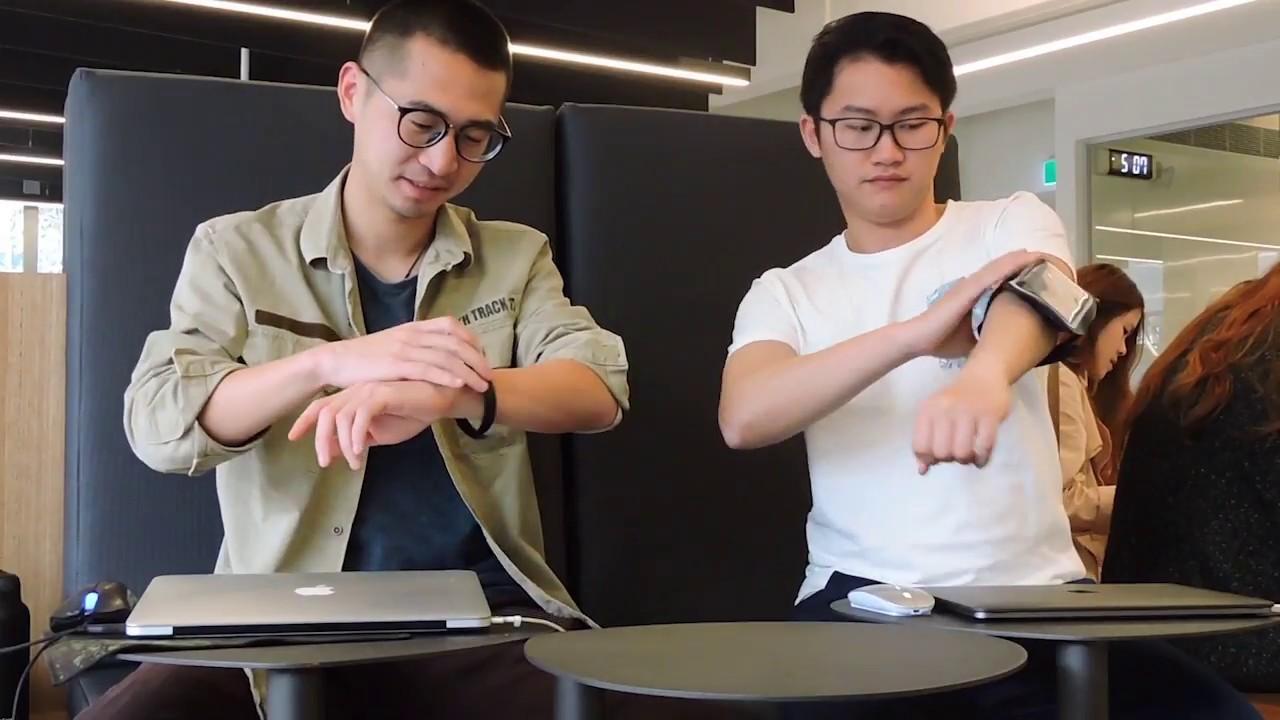 Zhixiang Yu, Funit introduction video (2017)