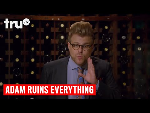 Adam Ruins Everything - Why Wine Snobs Are Faking It