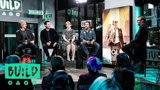 """The Cast And Director Of """"gold"""" Discuss The Film 