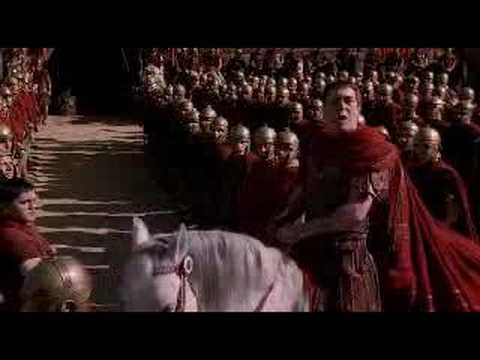 Caesar's Speech to 13th Legion