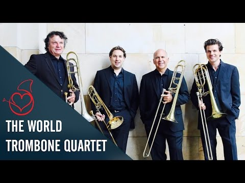 The World Trombone Quartet/Duo on Sarah´s Horn Hangouts