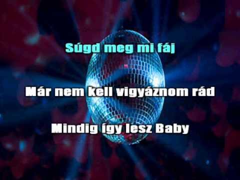 Komár László - Ne légy kegyetlen karaoke