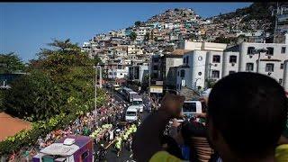 Rio's Hilltop Favelas Seek To Boost Tourism