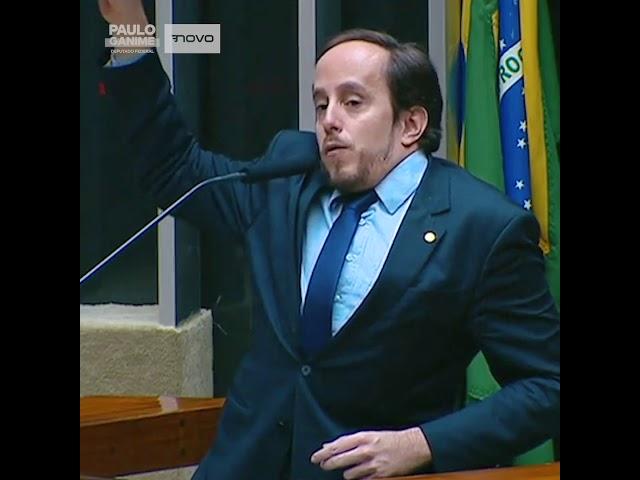 QUEREMOS VOTAÇÃO NOMINAL PARA O ABUSO DE AUTORIDADE | Paulo Ganime