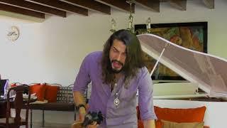 Cómo hacer un rastreo de imanes avanzado en holo biomagnetismo - Alejandro Lavín