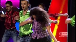 The MAMs - Finale 2012 - Zig Zag, Lart - Performanca nga Pamela Kovaci