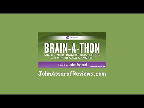 John Assaraf Reviews | NeuroGym Brain-A-Thon Reviews | John Assaraf Winning The Game Of Money