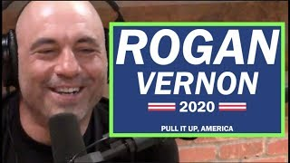 Joe Rogan on Having Better Odds of Becoming President Than Hillary Clinton