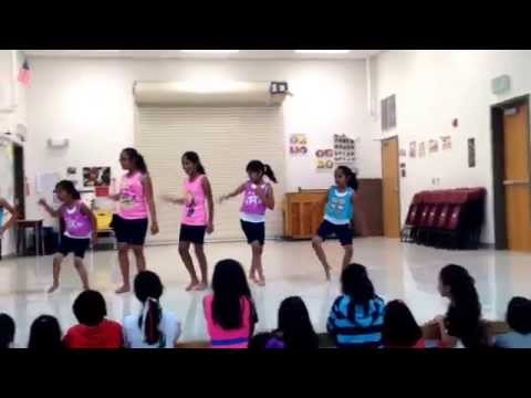 Keerthana performance at kolb elementary school