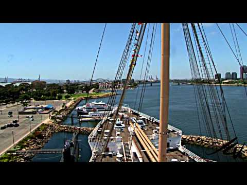LA the Queen Mary and Long Beach Tour - YouTube Travel