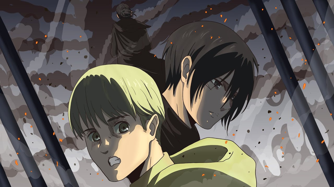 Attack On Titan Ending 5 - Titans are typically several ...