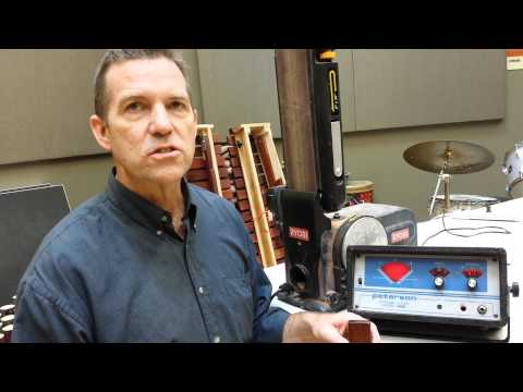 Tuning Your marimbas and your xylophone bars