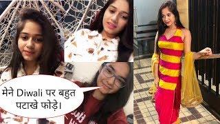 Download lagu Jannat Zubair Rahmani and Anushka Sen | Jannat Zubair Rahmani Live Video | Tu Aashiqui