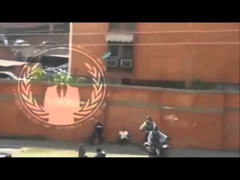 Anonymous - Venezuela PR Global Conflicts