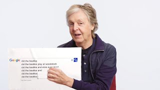 Download Paul McCartney Answers the Web's Most Searched Questions | WIRED Mp3 and Videos