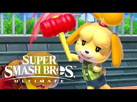 SMASH BROS ULTIMATE | Smashing and destroying viewers at