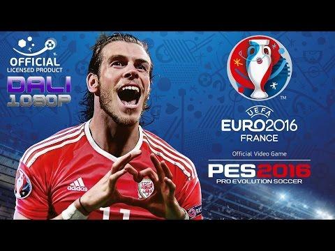 PES UEFA Euro 2016 France PC Gameplay 60fps 1080p