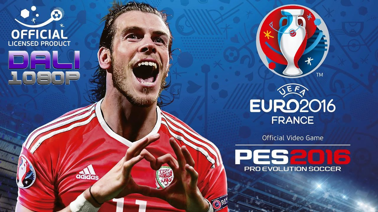 648d44a9ae PES UEFA Euro 2016 France PC Gameplay 60fps 1080p - YouTube