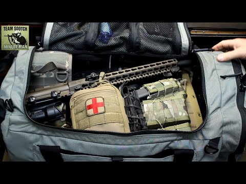 Tactical Load Out Bag Minuteman