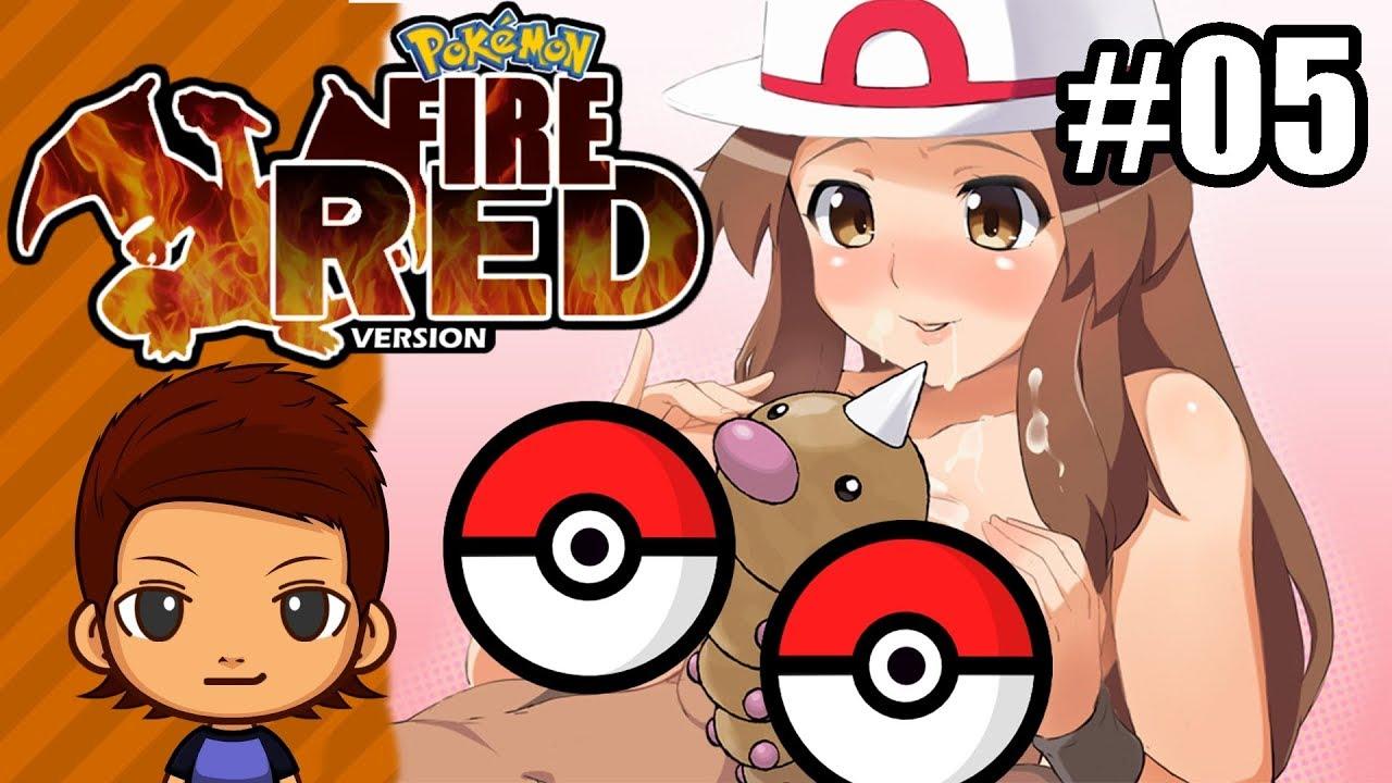 Você sabe o que é Rule 34 | Pokémon FireRed #05 - Card ...