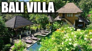 Geniale Bali Unterkunft im Norden - Villa Manuk - Roomtour Video - Indonesien