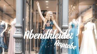 Abendkleider Anprobe: Sucht mit mir nach dem perfekten Kleid für eine Hochzeit in Norwegen   Vlog