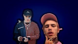 "Lil Peep x Spaceman Zack - ""TRIGGER"" - Alternative Rock Guitar Trap Type Beat 2019 (prod. by hbR.)"
