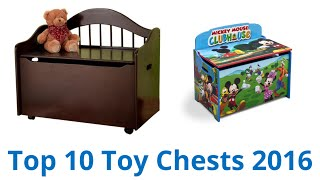 10 Best Toy Chests 2016