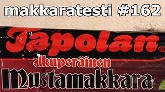 Makkaratesti #162 - Tapola - Mustamakkara