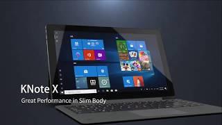 Original Box Alldocube KNote X 128GB 13.3 Inch Tablet Review - Price