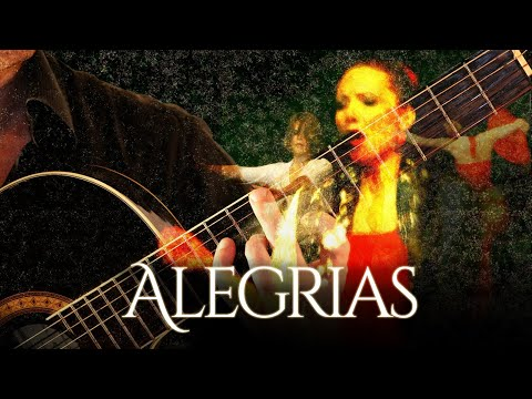 Alegrias Tutorial (Flamenco Rhythm and Chords) Spanish Guitar School Free Lesson