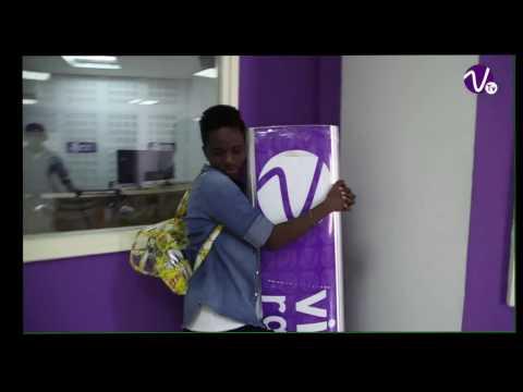 Le Mannequin Challenge de Vibe Radio Senegal !