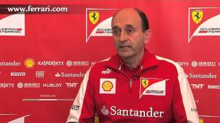 2013年2月2日 フェラーリのエンジン&エレクトロニクスディレクター、ル...