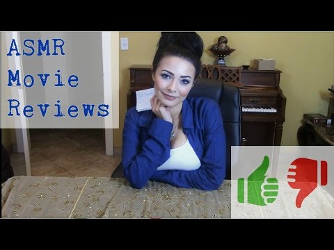 ASMR Movie Reviews with Amal (Soft Spoken)