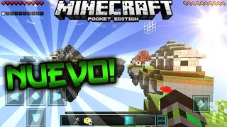 SERVIDOR CON SKYWARS PARA MINECRAFT POCKET EDITION 1.0.8