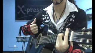 Espana Cani Guitar Lesson! (The ONLY ONE To Teach This On Youtube!) P3