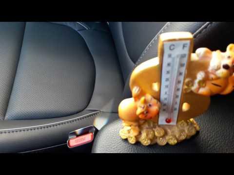 Климат контроль Hyundai Creta