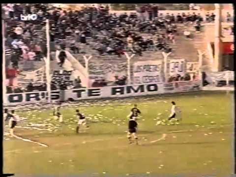 Gral Paz Juniors -  Racing CBA  gol ceballos Argentino A 1999