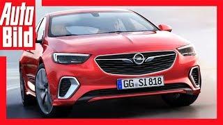 Opel Insignia GSi 2017 Details Erkl rung Der GSi ist wieder da