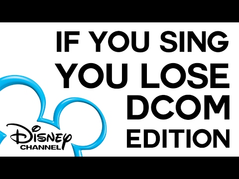 IF YOU SING YOU LOSE (DISNEY CHANNEL ORIGINAL MOVIE EDITION)