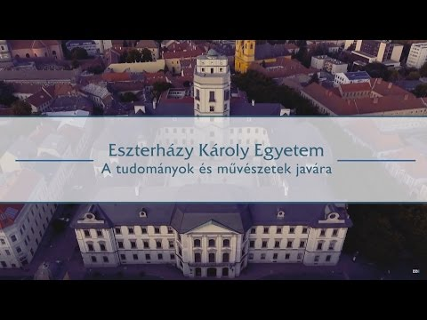 Eszterházy Károly Egyetem 2016 letöltés