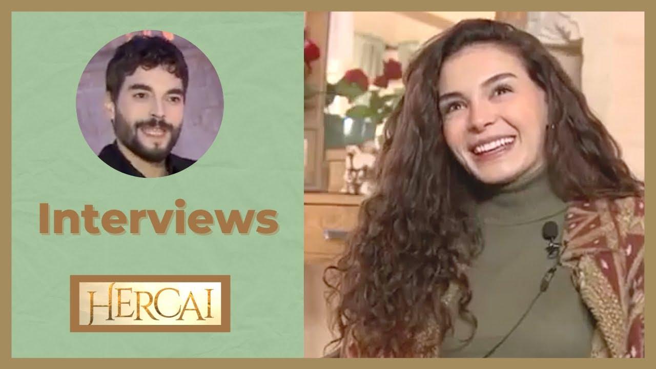 Akin & Ebru Dizi TV Interview