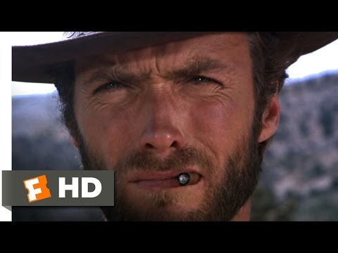 The Good, the Bad and the Ugly (11/12) Movie CLIP - Three-Way Standoff (1966) HD