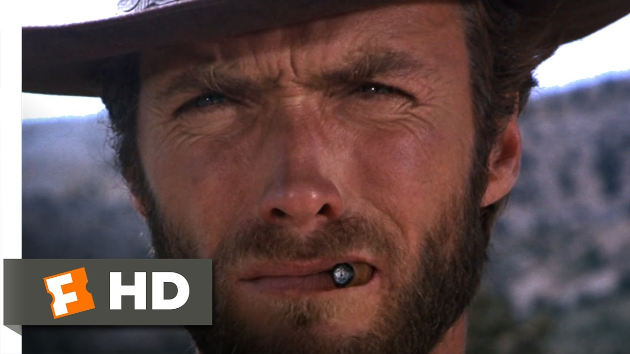 The Good The Bad And The Ugly 11 12 Movie Clip Three Way Standoff 1966 Hd Youtube