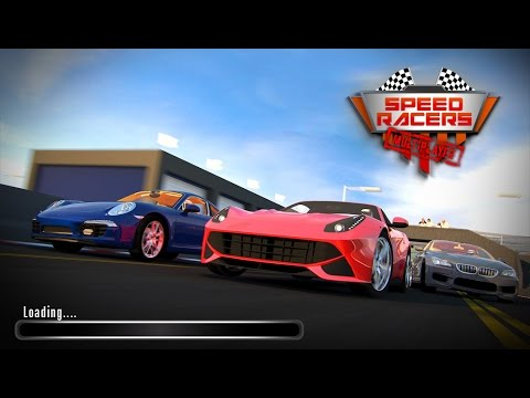 Speed Racers Multiplayer - Arcade Car Race Game - CasinoWebScripts