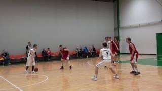 Korijarit - PUS-Basket 8.10.2016