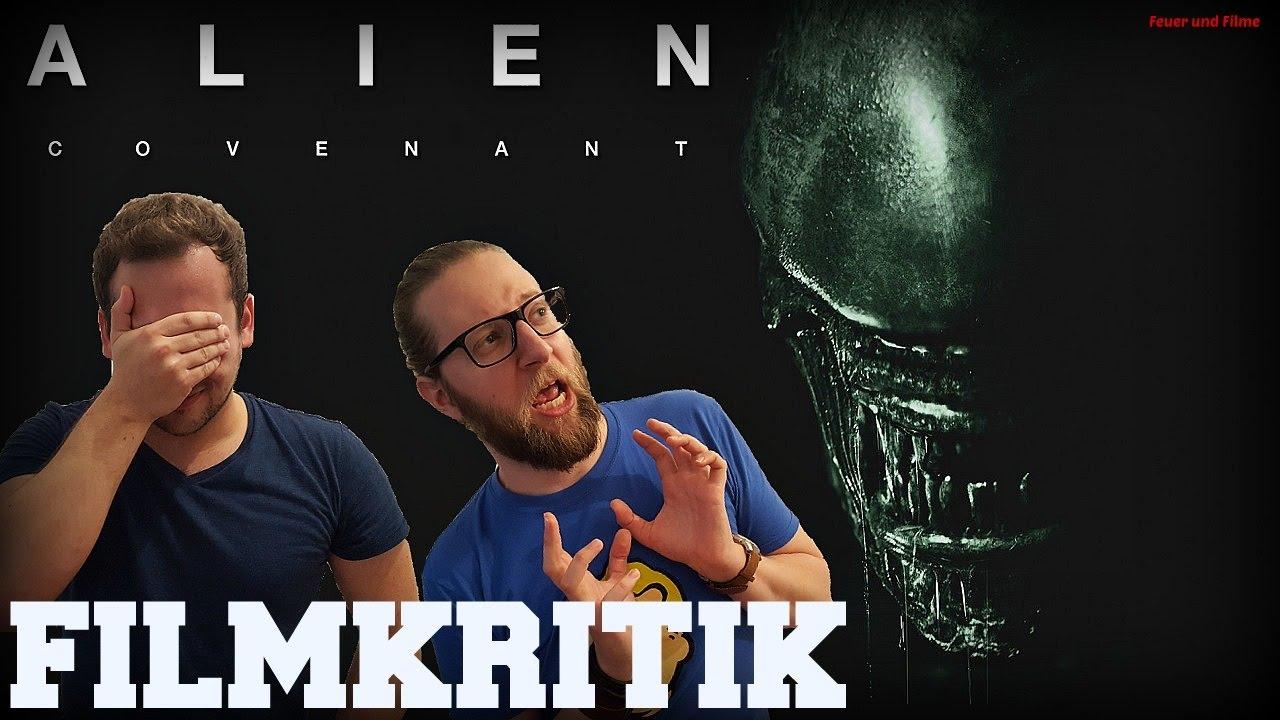 Alien Covenant Kritik